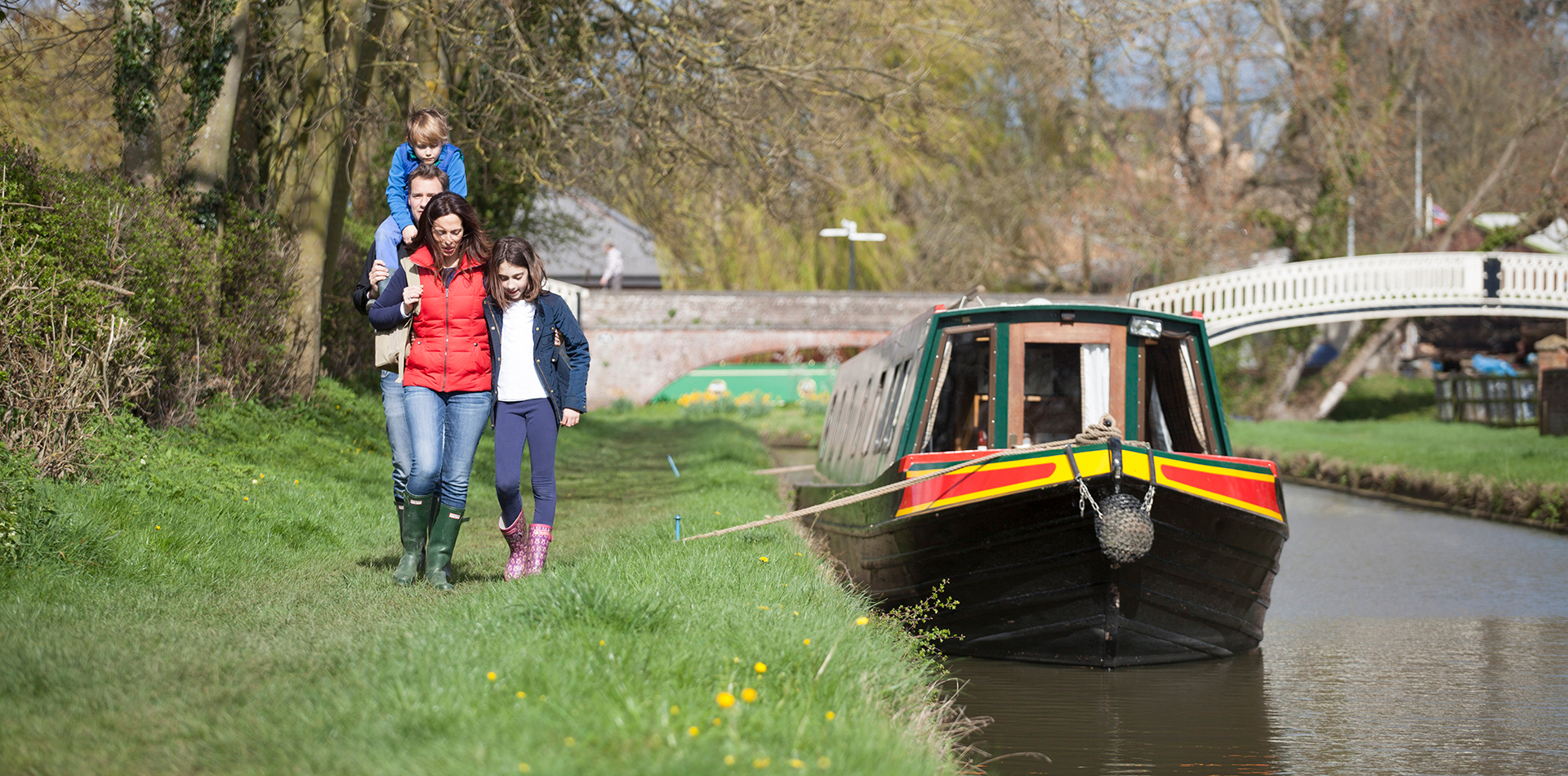 TRADITIONAL NARROW BOAT HOLIDAYS
