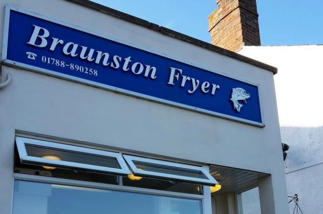 Braunston Fryer