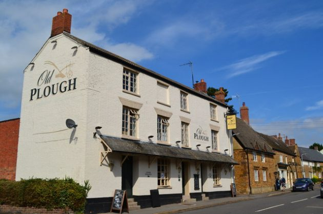 oldplough